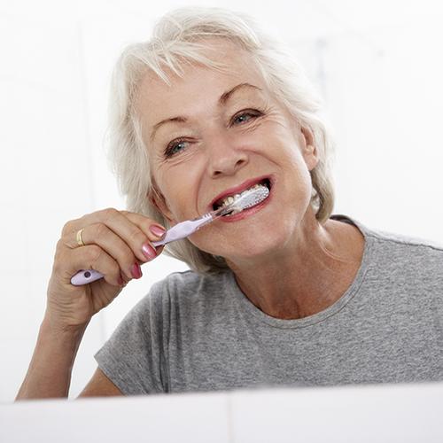 Gum Disease + Women